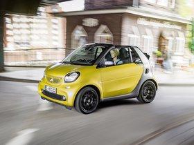 Ver foto 7 de Smart ForTwo Cabrio Prime A453 2015