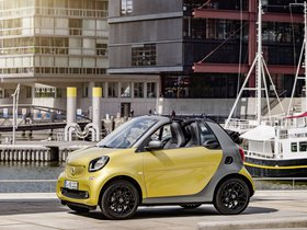 Ver foto 6 de Smart ForTwo Cabrio Prime A453 2015
