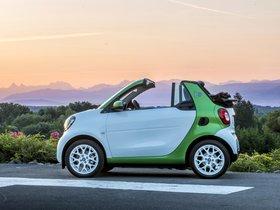 Ver foto 10 de Smart ForTwo Prime Electric Drive Cabrio A453 2017