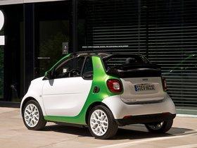 Ver foto 2 de Smart ForTwo Prime Electric Drive Cabrio A453 2017