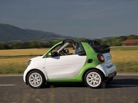 Ver foto 20 de Smart ForTwo Prime Electric Drive Cabrio A453 2017
