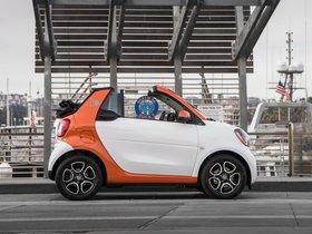 Ver foto 4 de Smart ForTwo Prime Electric Drive Cabrio 2017