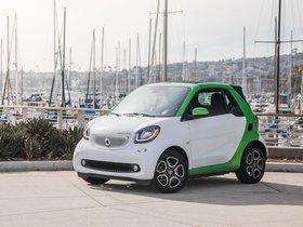 Ver foto 2 de Smart ForTwo Prime Electric Drive Cabrio 2017