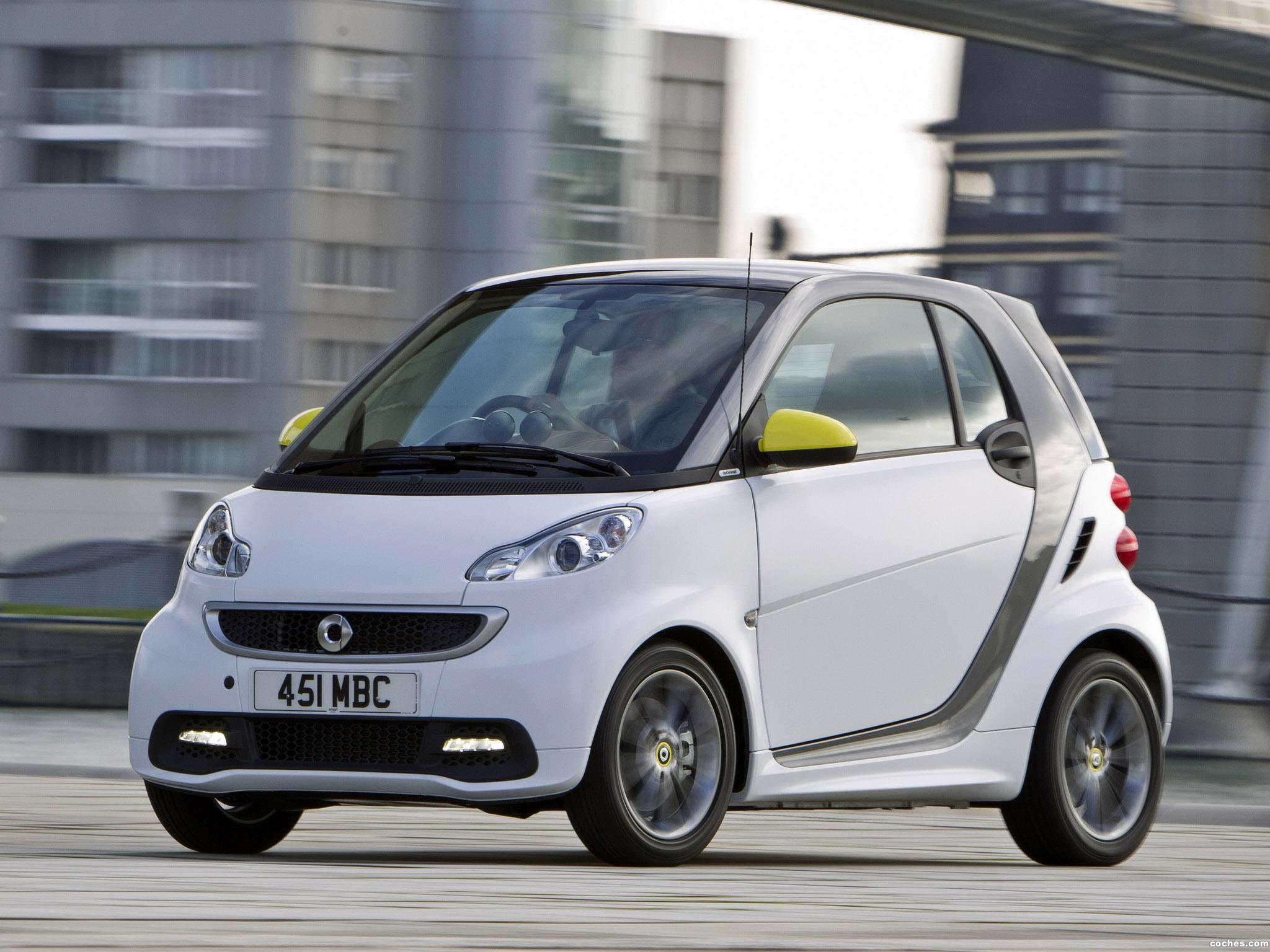 Foto 2 de Smart ForTwo Special Edition by BoConcept UK 2013