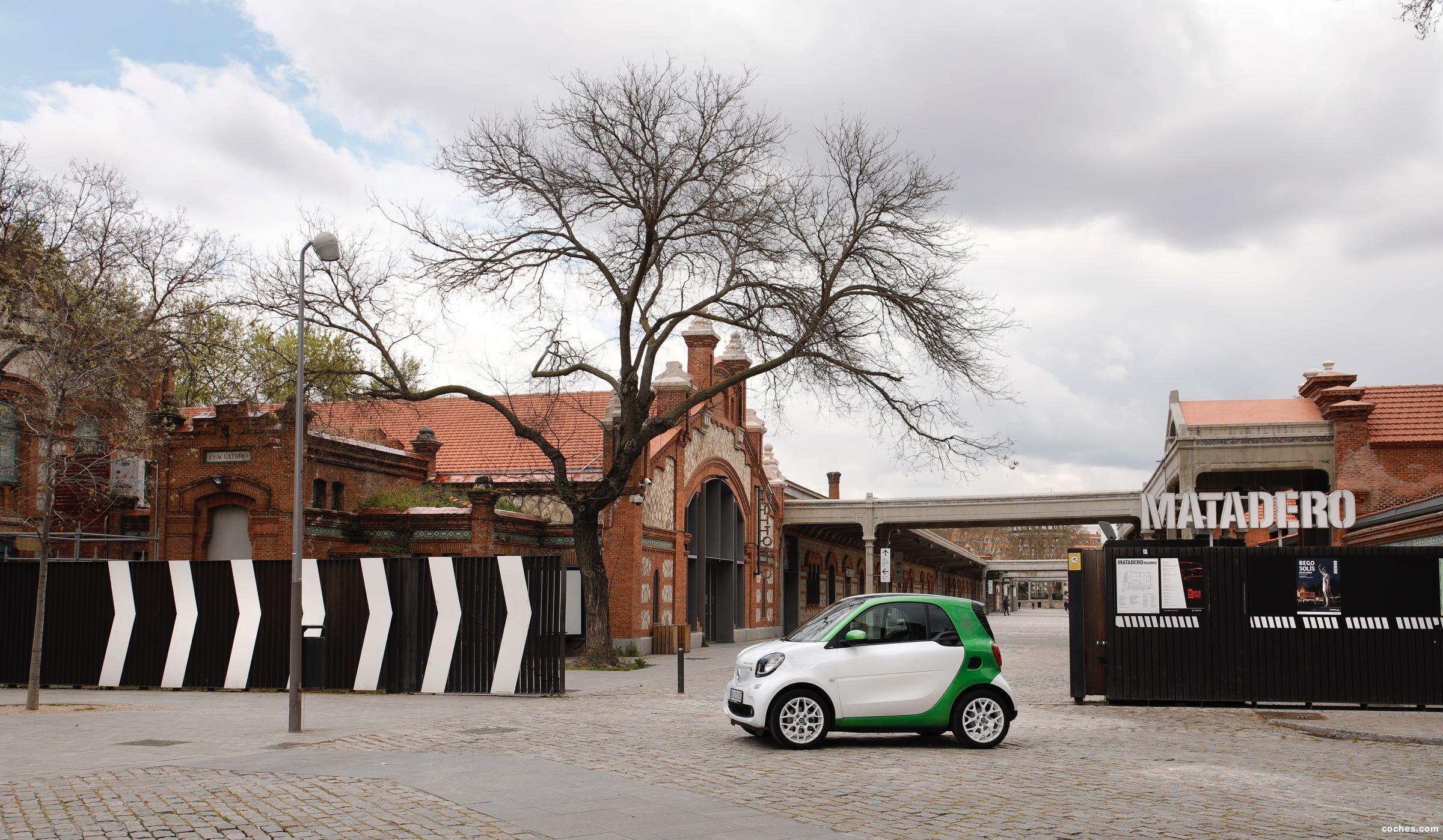 Foto 7 de Smart fortwo electric drive 2017