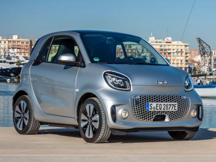 Smart Fortwo Coupé Eq Pulse