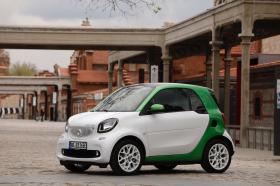 Ver foto 9 de Smart fortwo electric drive 2017