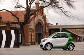 Ver foto 10 de Smart fortwo electric drive 2017