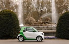 Ver foto 7 de Smart fortwo electric drive 2017