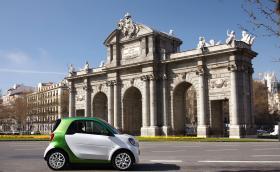 Ver foto 16 de Smart fortwo electric drive 2017