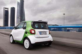 Ver foto 2 de Smart fortwo electric drive 2017