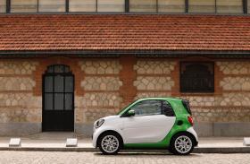 Ver foto 12 de Smart fortwo electric drive 2017