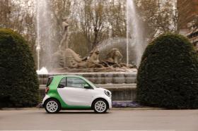 Ver foto 5 de Smart fortwo electric drive 2017