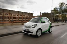 Ver foto 18 de Smart fortwo electric drive 2017