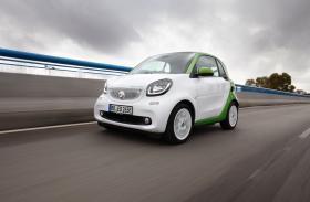 Ver foto 3 de Smart fortwo electric drive 2017