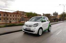 Ver foto 19 de Smart fortwo electric drive 2017