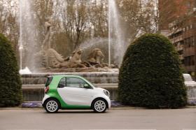 Ver foto 6 de Smart fortwo electric drive 2017