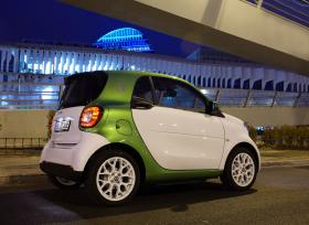 Ver foto 4 de Smart fortwo electric drive 2017