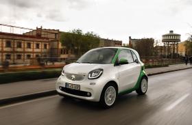 Ver foto 17 de Smart fortwo electric drive 2017