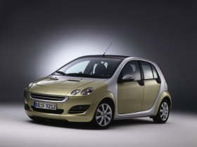 Fotos de Smart Forfour 2004