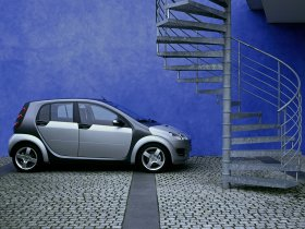 Ver foto 31 de Smart Forfour 2004