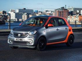 Ver foto 5 de Smart ForFour Edition 1 UK  2015