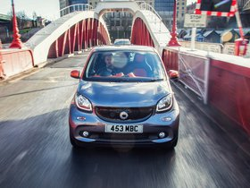 Fotos de Smart ForFour Edition 1 UK  2015