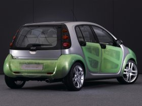 Ver foto 4 de Smart Forfour Style 2005