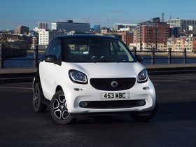 Ver foto 2 de Smart ForTwo Prime Coupe UK 2015