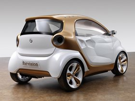 Ver foto 5 de Smart Forvision Concept 2011