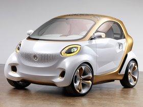 Ver foto 1 de Smart Forvision Concept 2011
