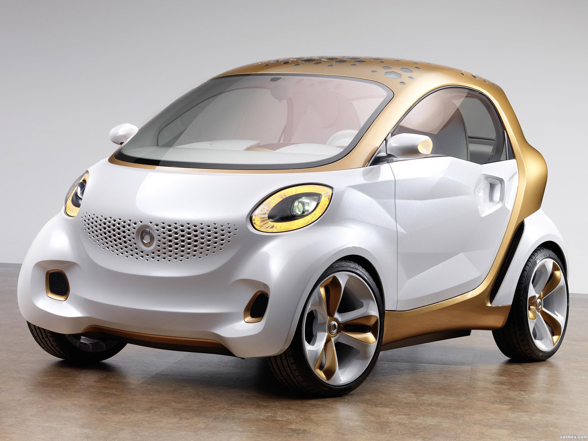 Foto 0 de Smart Forvision Concept 2011