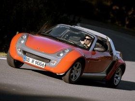 Ver foto 2 de Smart Roadster 2003