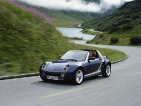Fotos de Smart Roadster 2003