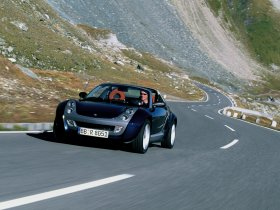 Ver foto 10 de Smart Roadster 2003