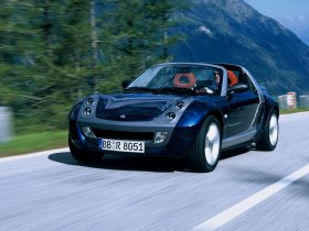 Ver foto 6 de Smart Roadster 2003