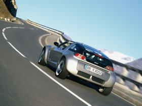 Ver foto 7 de Smart Roadster Coupe 2003