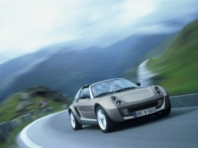 Ver foto 6 de Smart Roadster Coupe 2003