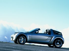 Ver foto 5 de Smart Roadster Coupe 2003