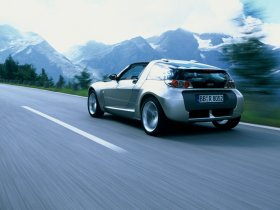 Ver foto 4 de Smart Roadster Coupe 2003