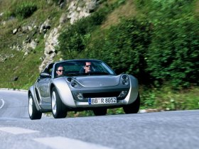 Ver foto 3 de Smart Roadster Coupe 2003
