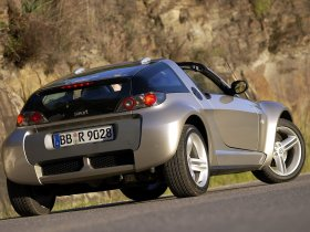Ver foto 2 de Smart Roadster Coupe 2003