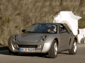 Fotos de Smart Roadster Coupe 2003