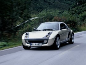 Ver foto 15 de Smart Roadster Coupe 2003