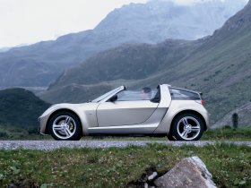 Ver foto 14 de Smart Roadster Coupe 2003