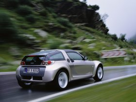 Ver foto 13 de Smart Roadster Coupe 2003