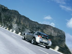 Ver foto 10 de Smart Roadster Coupe 2003