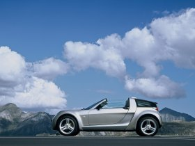 Ver foto 9 de Smart Roadster Coupe 2003