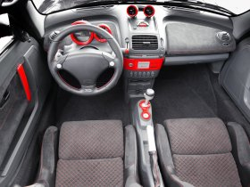 Ver foto 5 de Smart Roadster Coupe V6 2003