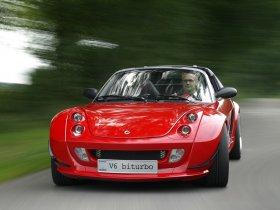 Ver foto 3 de Smart Roadster Coupe V6 2003